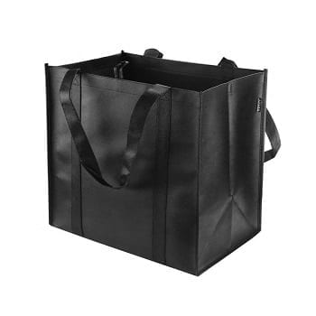 Reusable Grocery Tote Bags by Anleo
