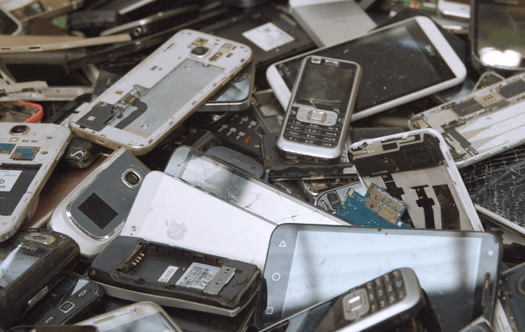 Recycling Old Cellphones