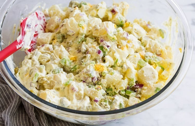 DIY Potato Salad