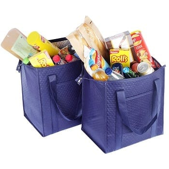 Insulated Grocery Tote Bag by Atbay