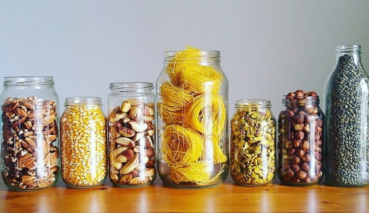 Zero Waste Food Containers