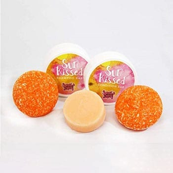 Sweet & Sassy Shampoo Bar