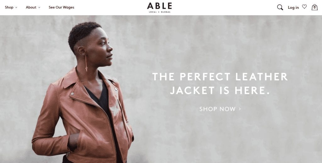 Able - Ethical Clothing US