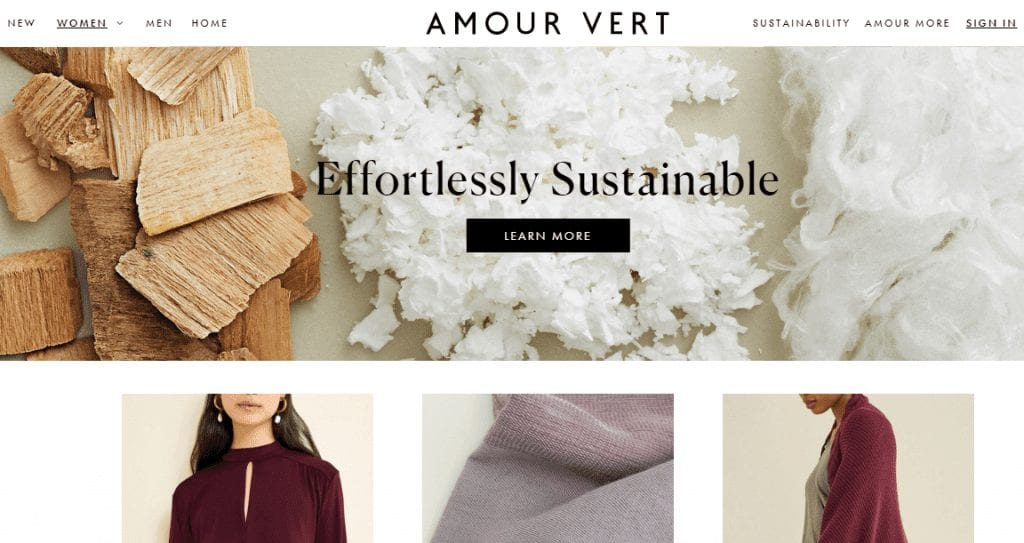 Amour Vert - Ethical Clothing US