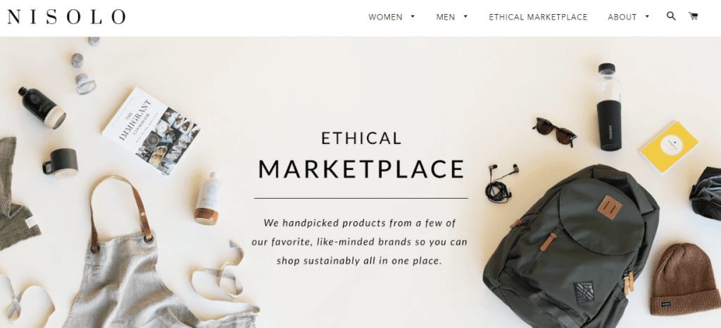 Nisolo - Ethical Clothing US