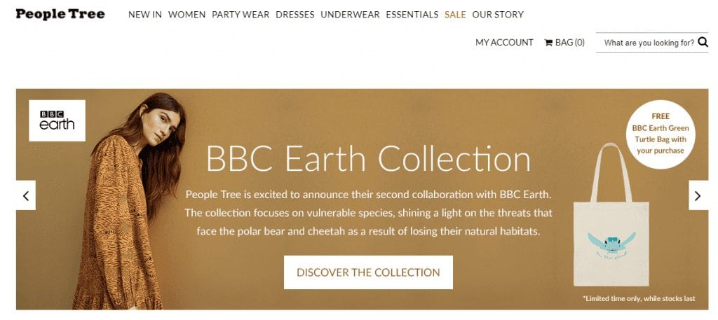 People Tree - Ethical Clothing UK