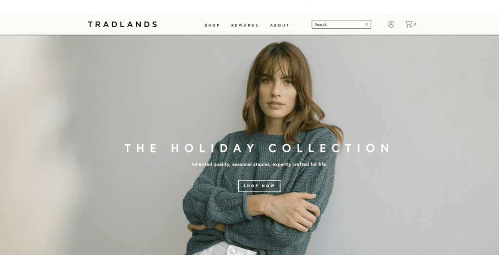 Tradlands - Ethical Clothing US