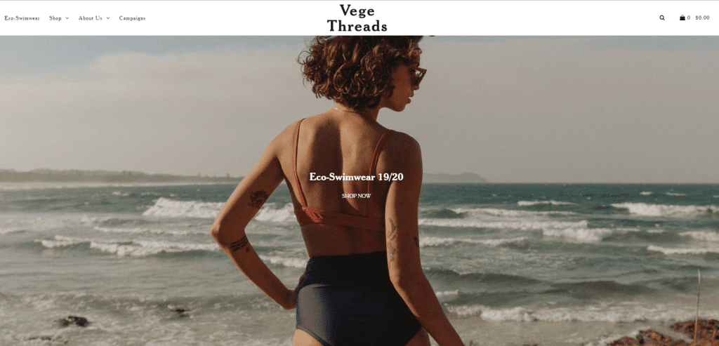 Vege Threads - Ethical Clothing Australia