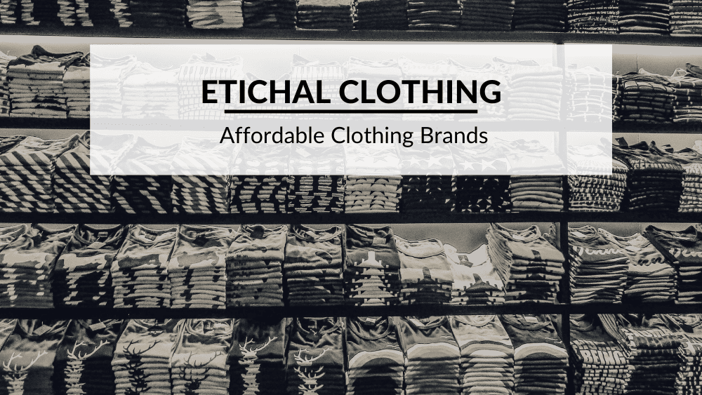Ethical Clothing Brands image