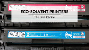 eco solvent printers- feature