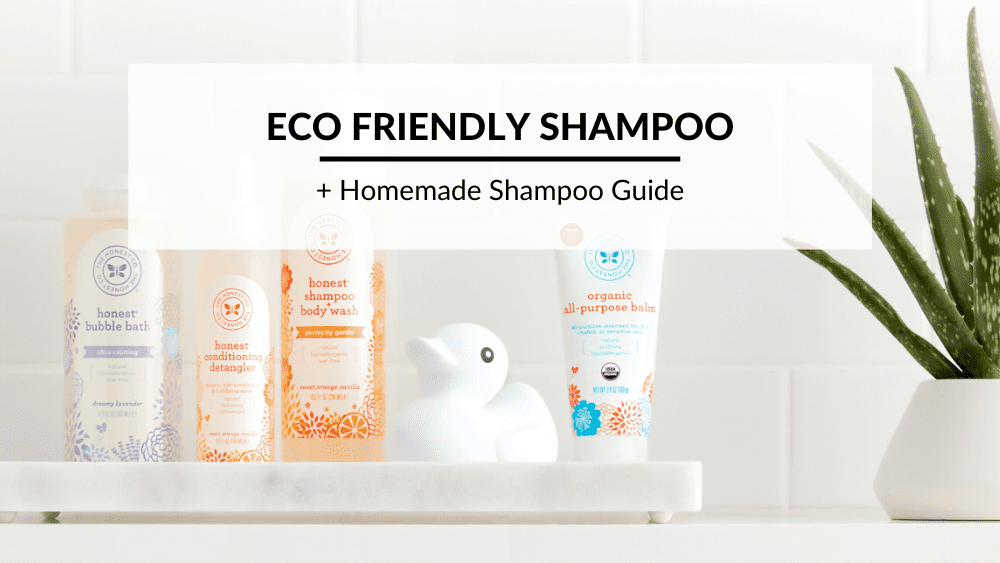 Eco friendly Shampoo
