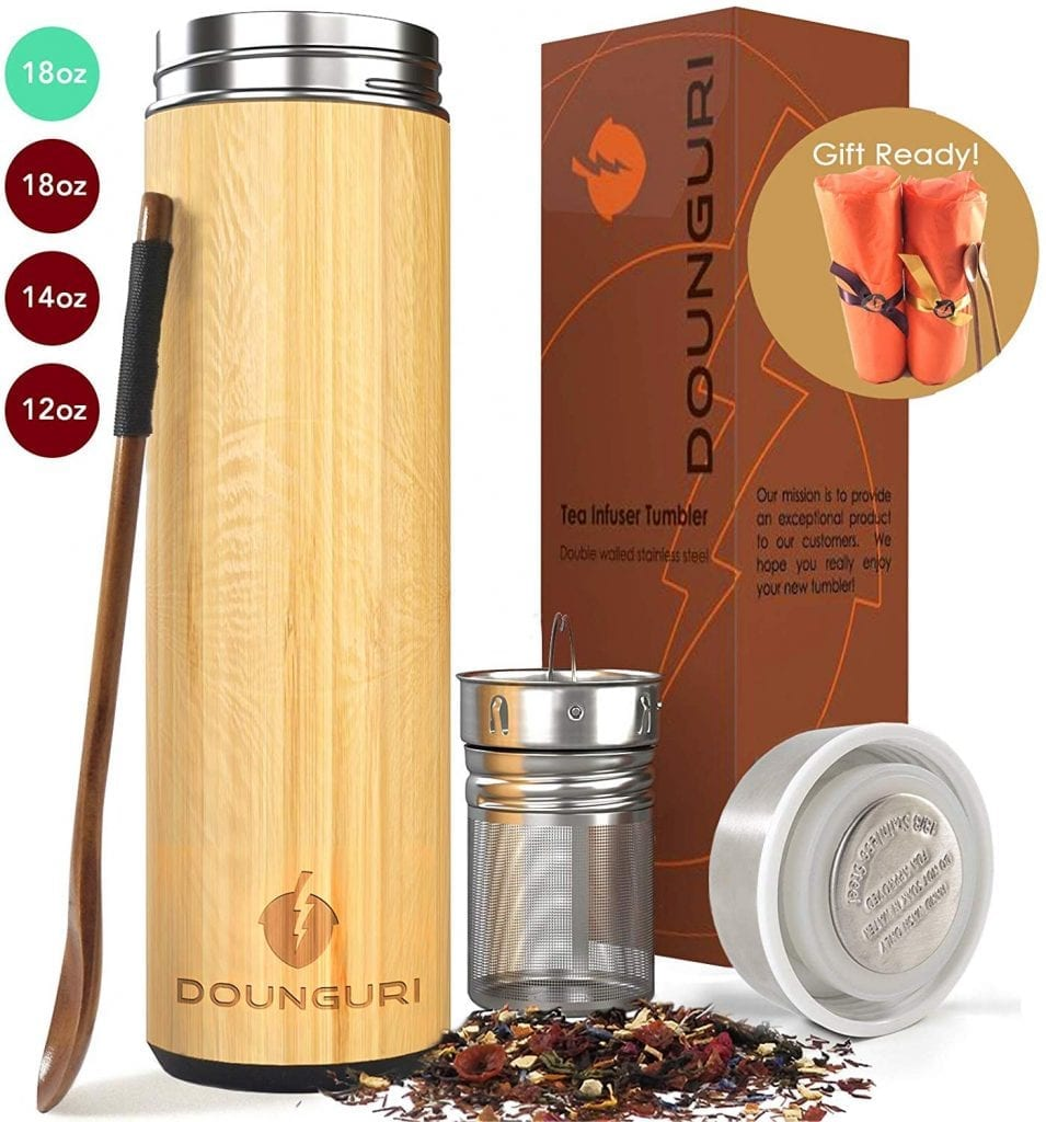Bamboo products - travel mug