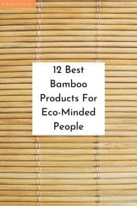 Bamboo products 2