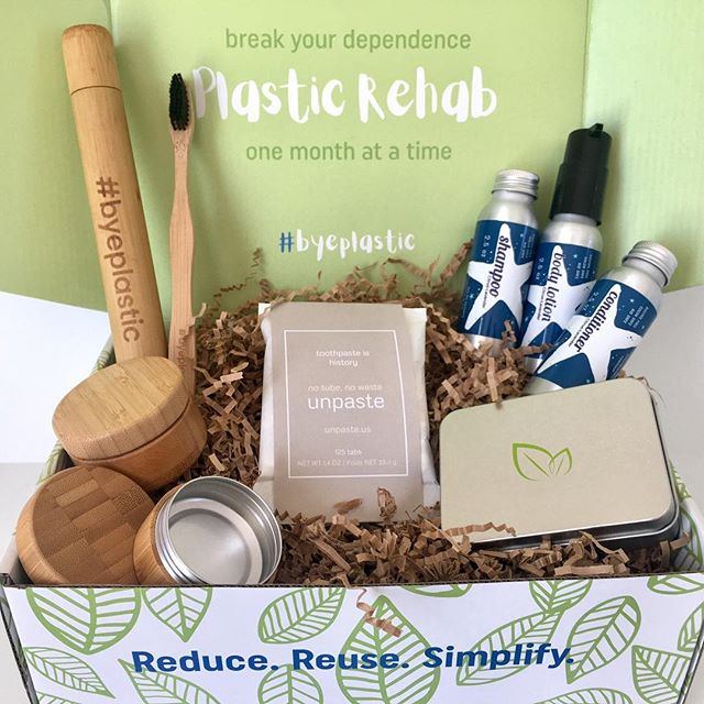 Example of a greenUp eco friendly gift box