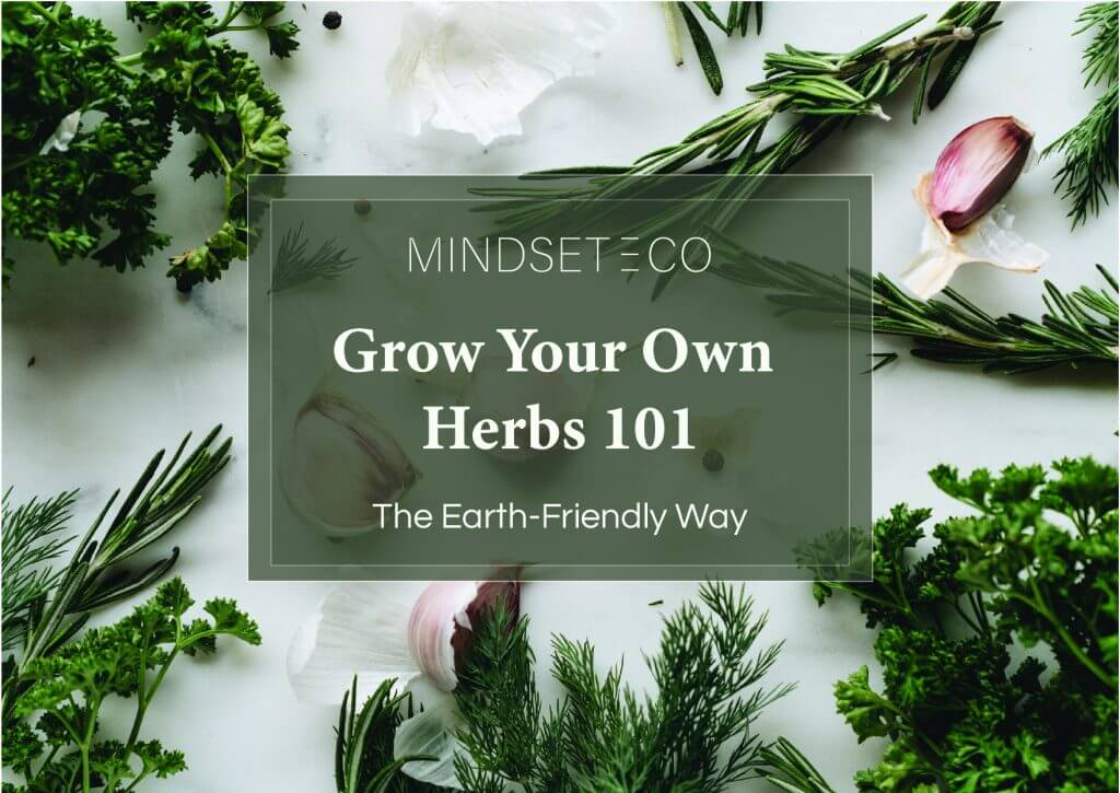 grow your own herbs 101 e book