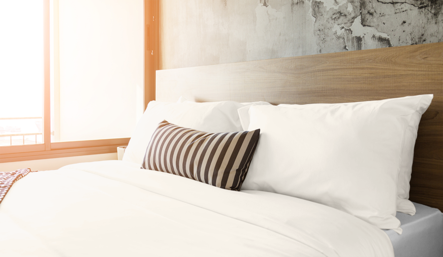Bamboo Products - White Duvet and Pillows by Bamboo is Better