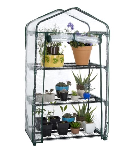 Screenshot of the Pure Garden Small Greenhouse