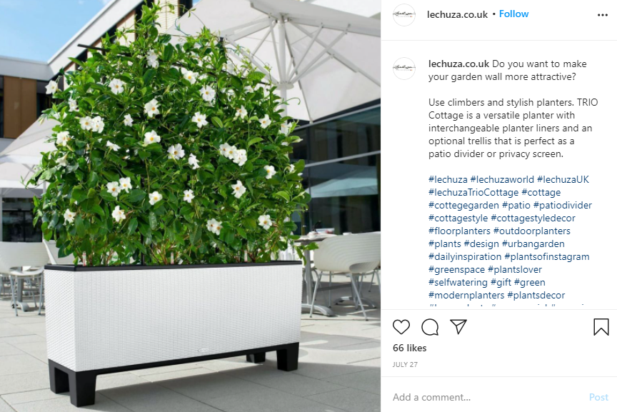 Luchuza Outdoor Planter