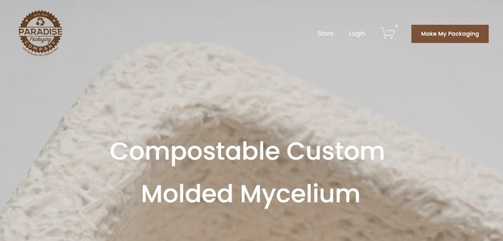 Mycelium Sustainable Packaging