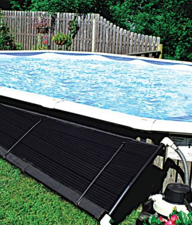 SunHeater Pool Solar Water Heater