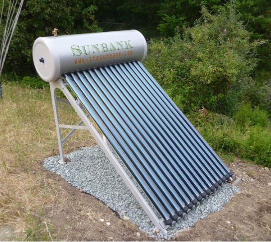 Sunbank 40 Gallon Solar Water Heater