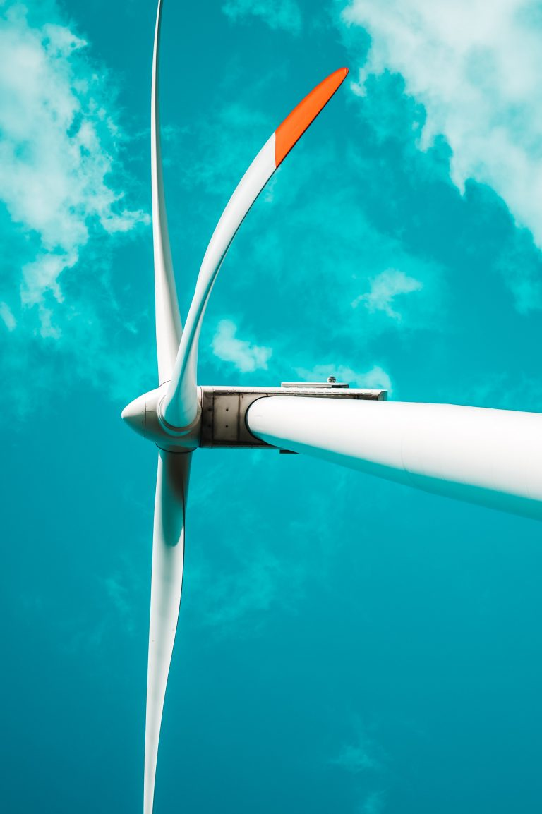 Residential Wind Turbine Unsplash