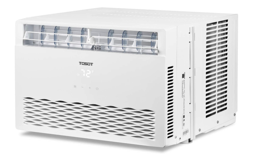 TOSOT Eco-friendly air conditioner - window mounted unit