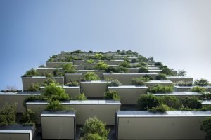 Eco-friendly Buildings - Royalty Free Image from Pixabay