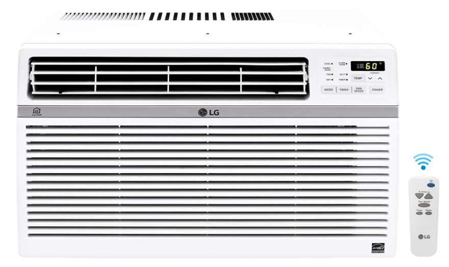 LG's eco friendly air conditioner