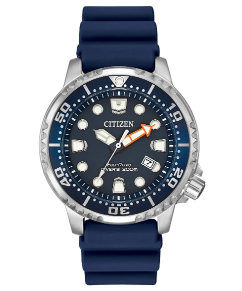 Solar Powered Watches - Citizen Eco-Drive Promaster Diver Solar Watch
