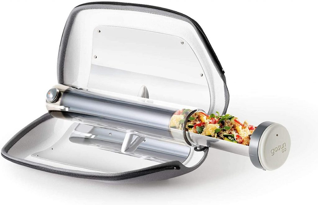GoSun Go Ultra Portable Solar Oven Cooker for Camping - Image from Amazon