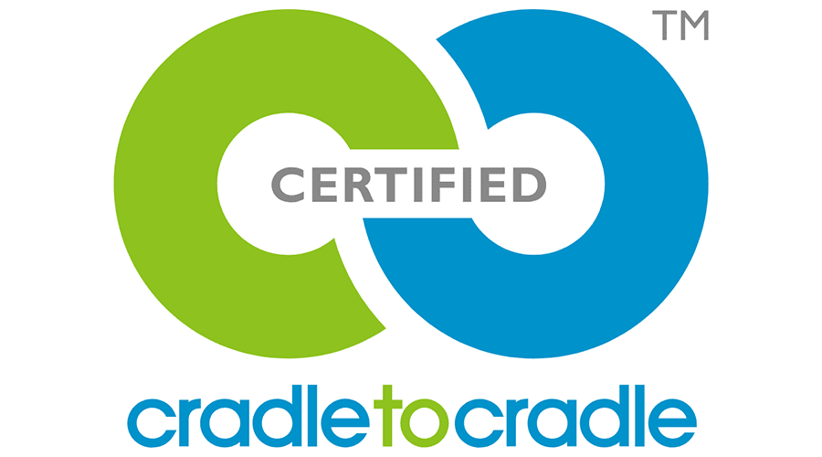 Sustainable certifications - Cradle to Cradle Certified Logo