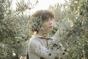 Growing Olives - Free stock image from Pexels of a woman and olive plants